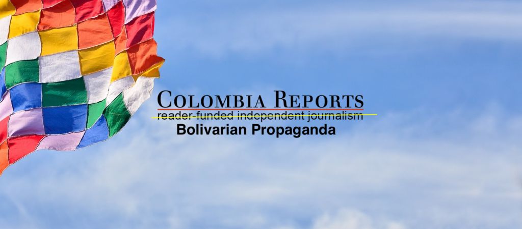 Colombia Reports Fake News Written By A Dutch Anarchist Ariel Sheen